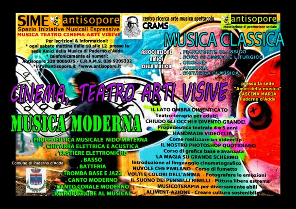Locandina Corsi SIME 2013