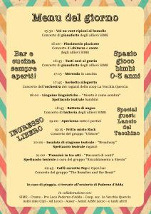 Paderno Fest - Programma